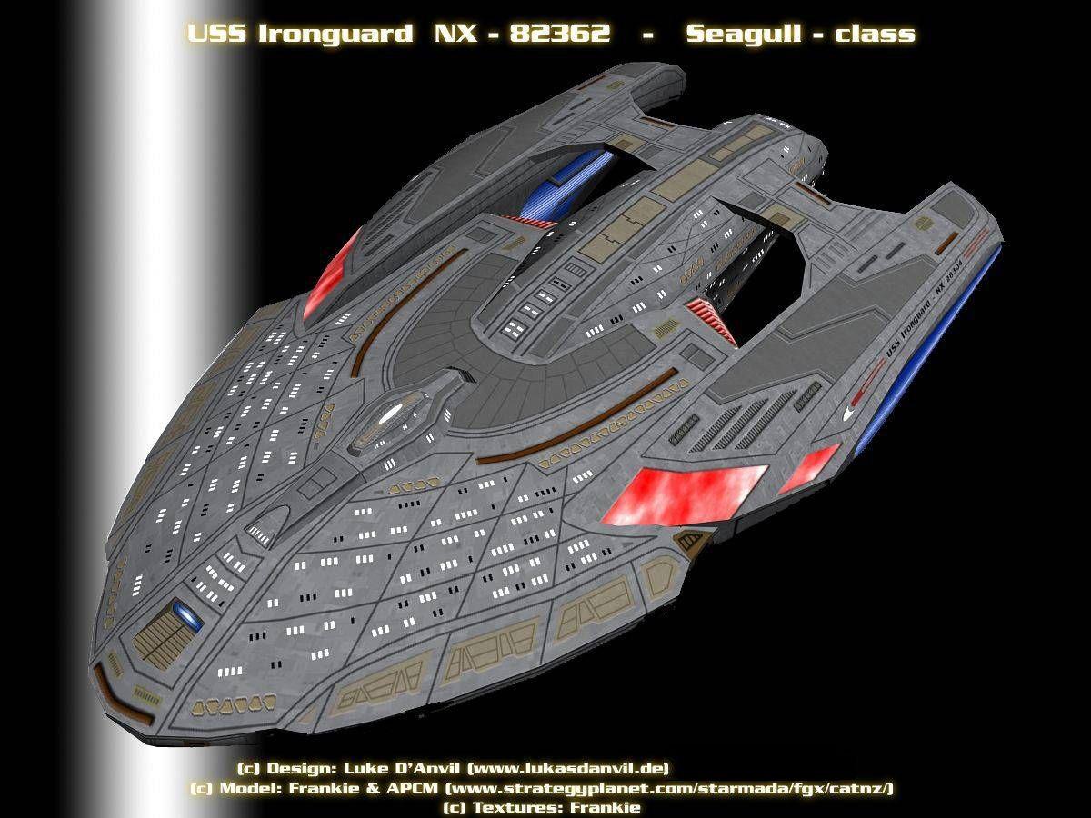 star trek future starship - photo #43